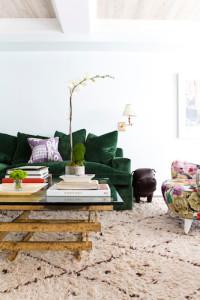 dark-green-furniture-trend