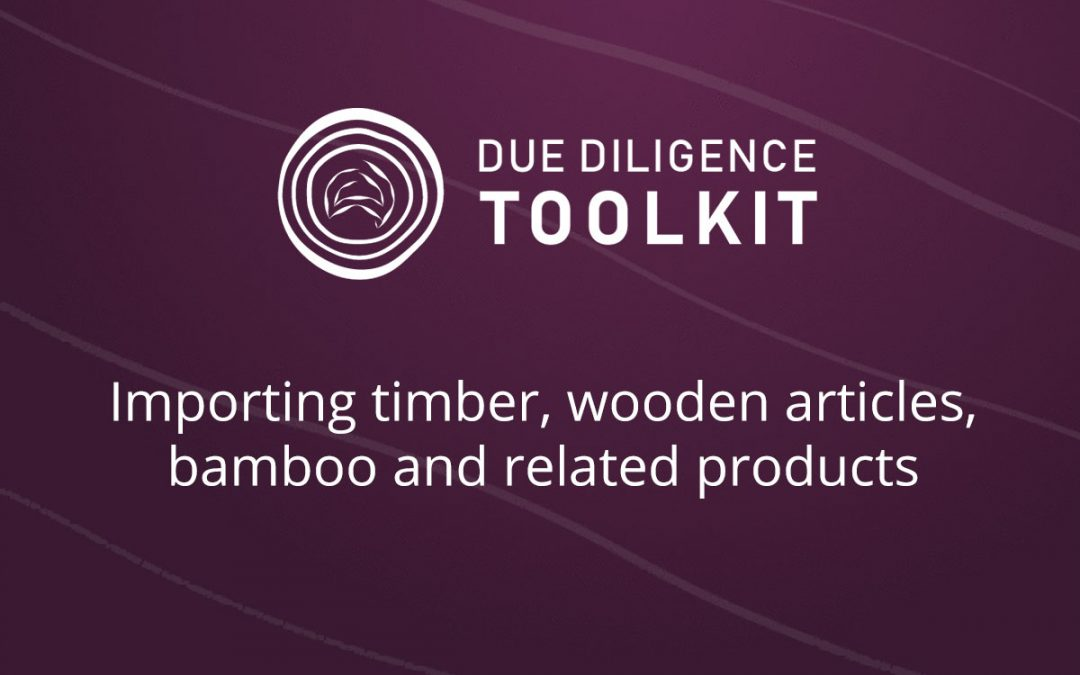 Importing timber, wooden articles, bamboo and related products