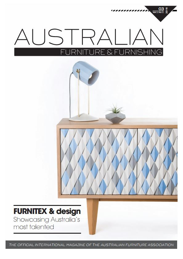Australasian Furnishing Design Magazine Afa