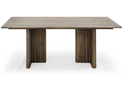 Lineo Table by Ian Burden – PGT- Reclaimed