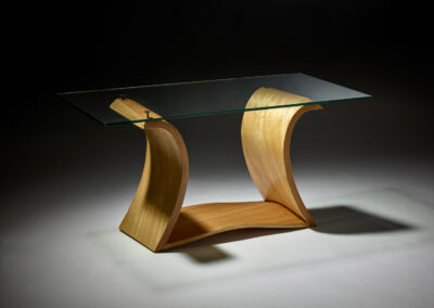 Wave Form Table by Pallen Designs – Paul Allen