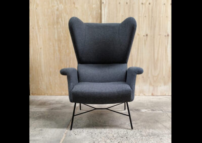 Jake Wingback Chair by Michael D'Andrea – Artifex Australia